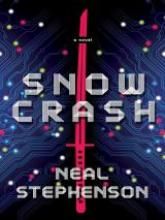 Cover of Snow Crash by Neal Stephenson
