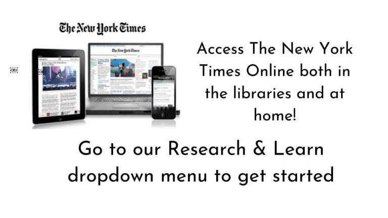 Go to our Research & Learn dropdown menu to get started www.leblibrary.com